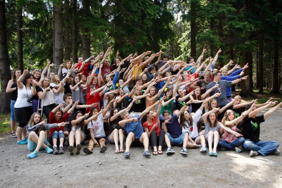 Fotogalerie English Camp 2013